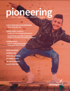 Pioneering Cover